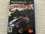 PS 2: Need for Speed Carbon - spil