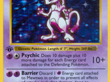 1st edition mewtwo