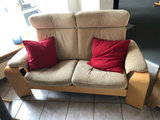Sofa 3 Pers + 2 pers m/lænefunktion