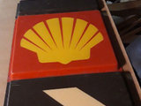 Shell indkørsels lys