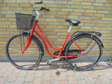 """28""""Winther 600 Granny, Shopper med 7 gear (48 cm.)"""