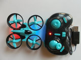 Micro drone JJRC H36 Quadcopter med 6-Axis Gyro