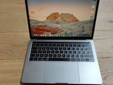 MacBook pro med touch bar 2019