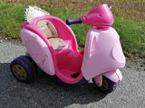 Prinsesse Scooter