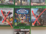Diverse spil XBox One