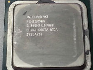 Intel Processor 2.8 Ghz. LGA77