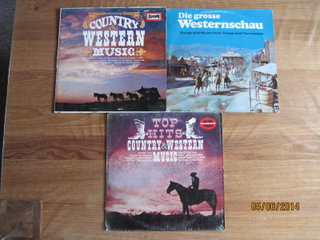 Country & Western musik.