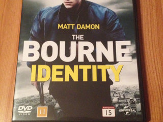 Film the bourne indentity