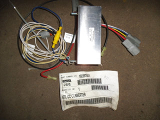 club car dc converter kit