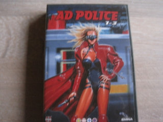 dvd AD Police