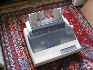 Matrixprinter Star LC24-200