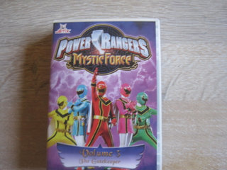 Power Rancers Mystic Force 25 kr
