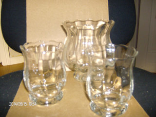 Glas stager