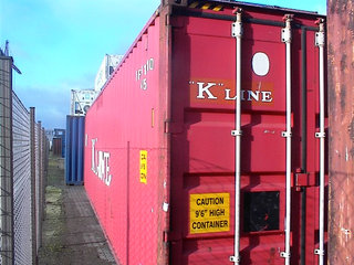 Skibscontainer