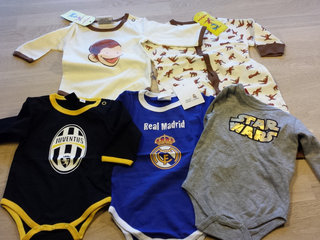 NYE bodyer. Juventus, Star Wars,