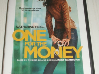 DVD, One for the Money