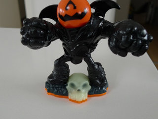 Skylanders Eye Brawl Halloween Edition