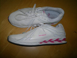 New Balance fitness sko Str 37,5.