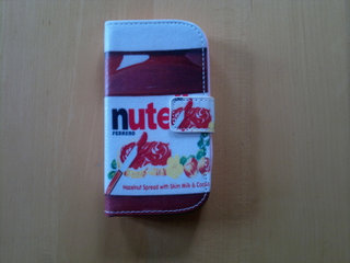 "Ny Samsung Trend ""nutella"" cover"
