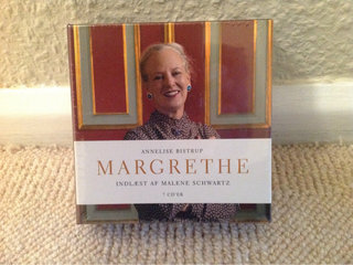 MARGRETHE ( Med 7cd'er )
