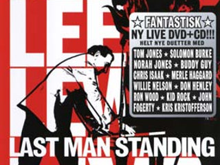 Jerry Lee Lewis cd og dvd : Last man