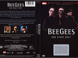 Bee Gees ; One Night Only ; Udgået