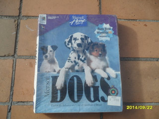 Microsoft Dogs RETRO Software