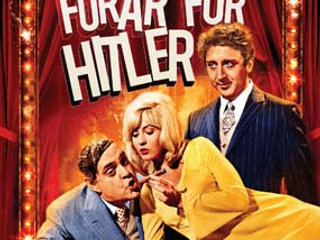MEL BROOKS ; Forår for Hitler ; SE !