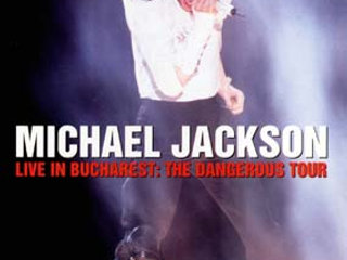 Michael Jackson ; The dangerous tour