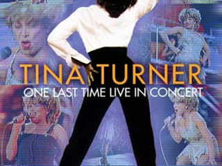 TINA TURNER ; One last time live ; SE !