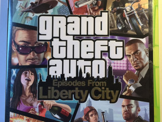 Grand Theft Auto - Episodes from Liberty