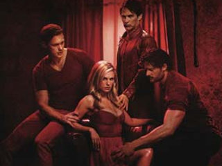 TV SERIE ; True Blood ; sæson 4 ; SE !
