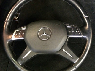 Mercedes E Rat med airbag