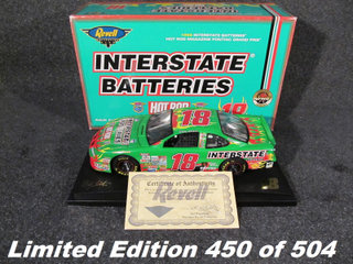1998 Nascar Hot Rod Pontiac #18 1:18