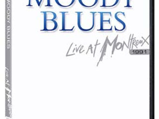 THE MOODY BLUES ; Montreux ; SE !