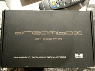 Dreambox DM 600