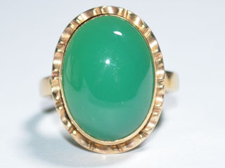 Klassisk Vintage Ring