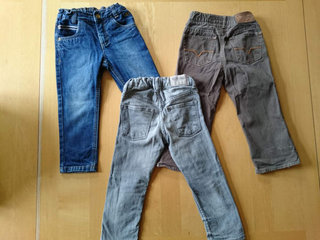 Guess/Tom Tailor/ H&M  jeans str. 98