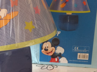 Disney Bedtime bordlampe
