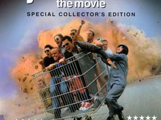 JACKASS ; The movie !