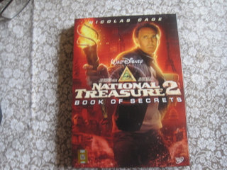 National treasure 2    25 kr