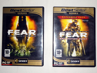 F.E.A.R. 1 + Extraction Point...