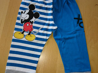 Nye Micky Mouse knickers str 110/116