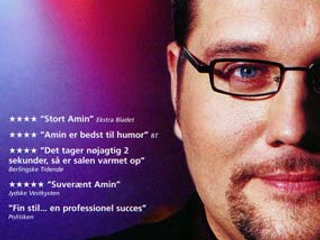 Stand up ; HIT MED AMIN JENSEN