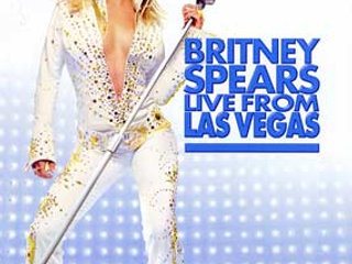 Britney Spears ; LIVE FROM LAS VEGAS