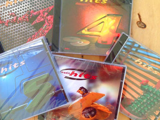 5 CD'ere # MR. MUSIC HITS # COMPILATION