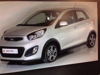 Picanto cross kit