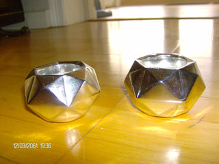 Diamant  formet stager