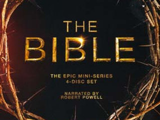 Episk serie ; THE BIBLE ; 4 DVD SÆT