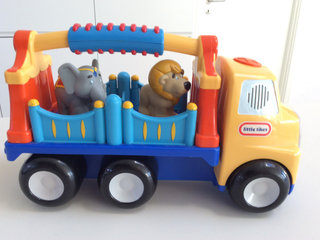 Little tikes lastbil